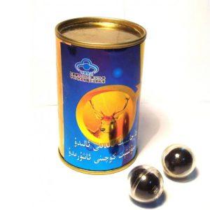 Шарики Золотой Олень (10 шт)