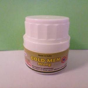 Gold Men Strong 4 табл.